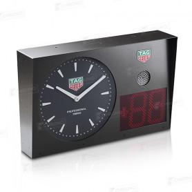 Horloge de départ avec module GPS