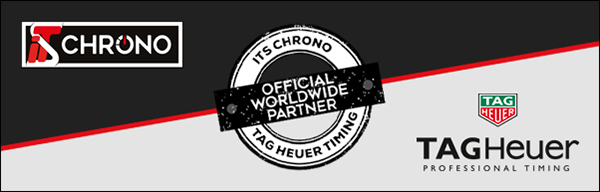ITS Chrono official worldwide partner TAG Heuer Timing